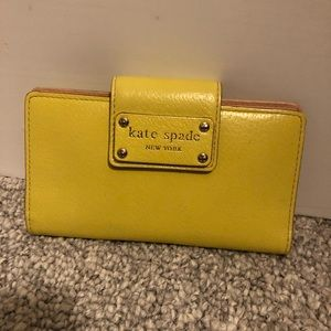 KATE SPADE wallet NWOT